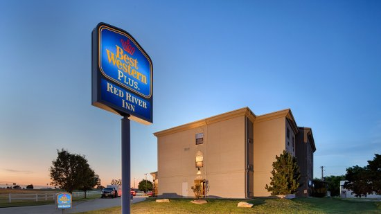 BEST WESTERN PLUS Red River Inn: Exterior
