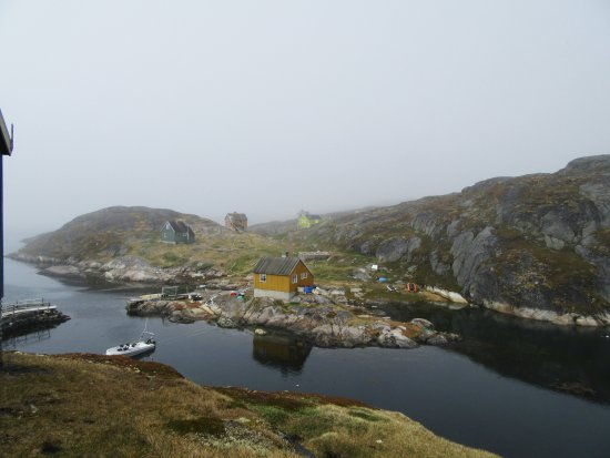 Touring Greenland ApS: Abandone settlement of Kangeq