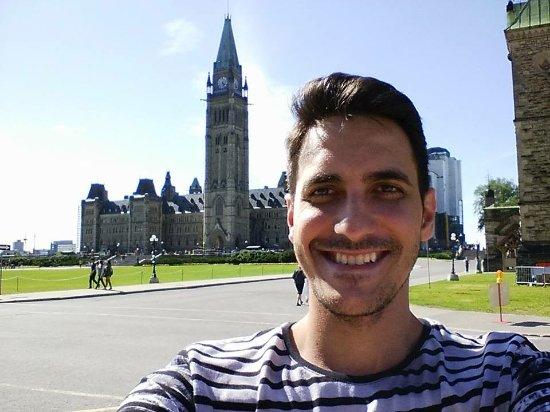 Ottawa, Canadá: xis!