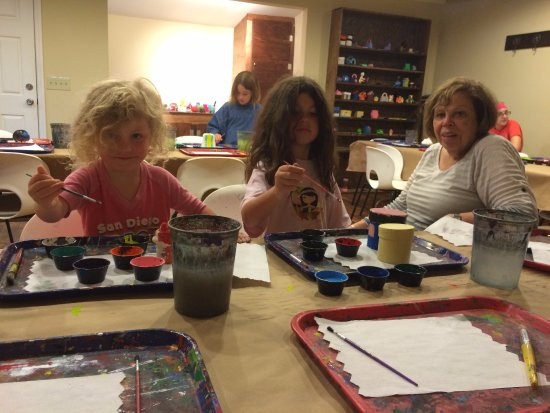 Rocking Horse Ranch Resort: Arts and Craft Room