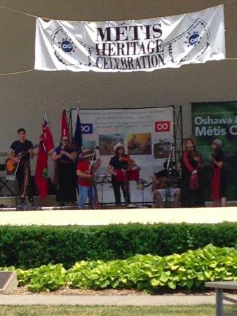 Memorial Park: Oshawa Metis Heritage Celebration