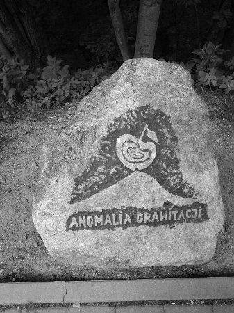 Anomalia Grawitacyjna w Karpaczu
