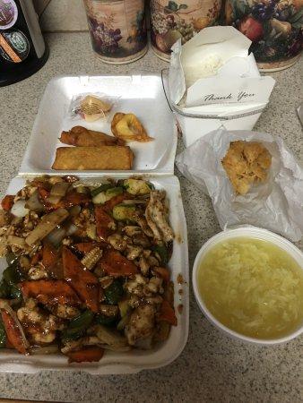 Oriental Kitchen Restaurant Conway Ar