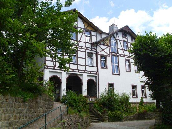 Panoramahotel Wolfsberg: Eingang
