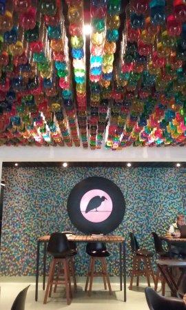 Decoracion Interior Con Materiales Reciclados Picture Of Cosme - Decoracion-con-materiales-reciclados