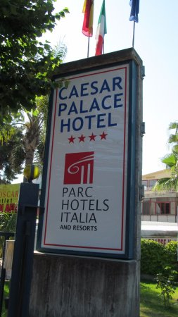 Hotel Caesar Palace-bild
