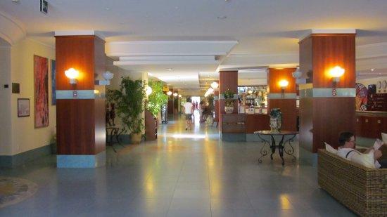 Hotel Caesar Palace: lobby