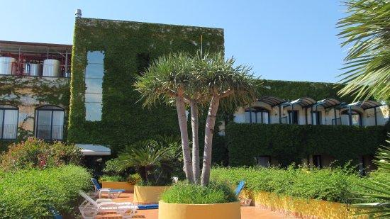 Hotel Caesar Palace: Roof terrace