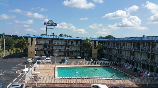 20160704 103732 Foto Di Days Inn North Tampa