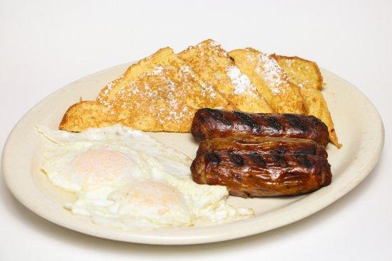Spokane Valley, WA: French Toast Combo