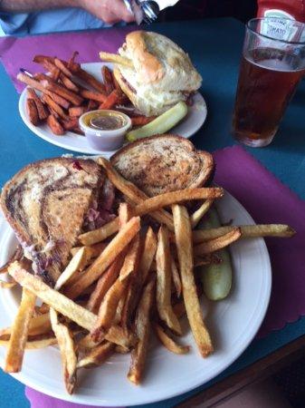 Steubenville, Огайо: Good sandwiches