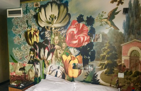 The Crazy Fun Wallpaper Picture Of Hotel Le Notre Dame Paris