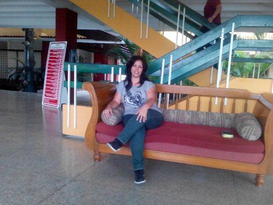 Guantanamo, Cuba: En el Lobby
