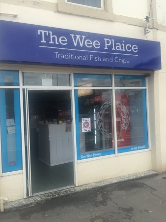 The Wee Plaice Largs