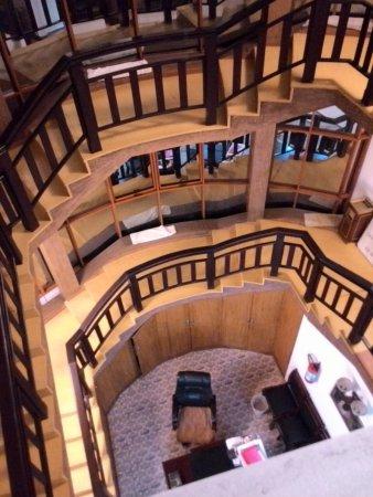 Bright Heritage : Stairs