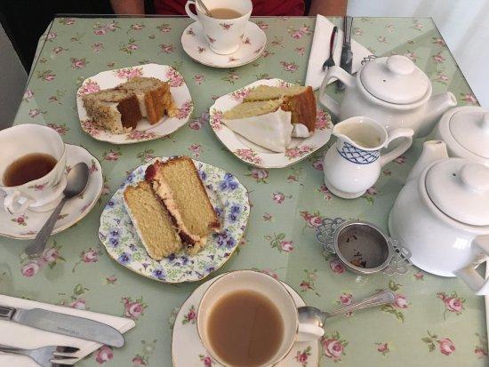 The Moat Tea Rooms: photo0.jpg
