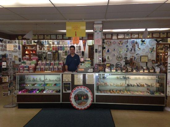 Kutztown, PA: Gift and souvenir shop