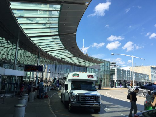 Montreal Airport Hotels With Shuttle