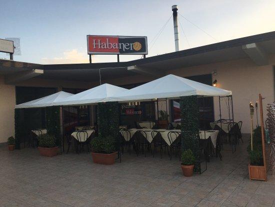Pizzeria Habanero
