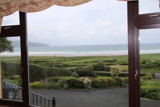 Castlegregory, Irlandia: view from living room