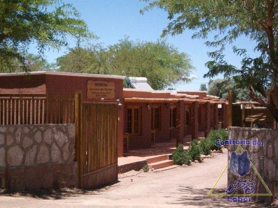 La Casa de Mireya: Fachada