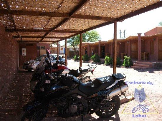 La Casa de Mireya: Garagem