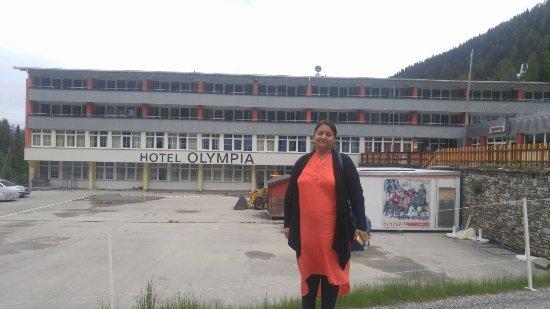 Axams, Oostenrijk: Hotel Olympia