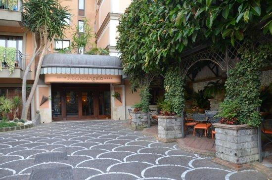 Michelangelo Hotel Photo