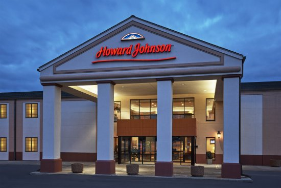 Howard Johnson Plaza Hotel Madison: Welcome to the Howard Johnson Plaza Madison