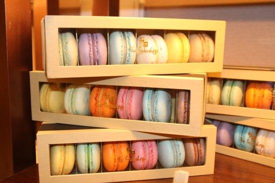 Edsa Shangri-La: On premise bakery