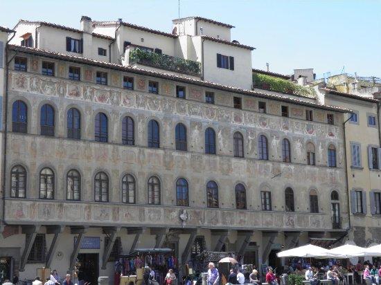 Palazzo Antellesi: Fachado do Palácio
