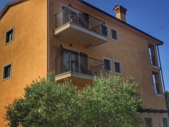 Casa Alice: Im 2. Stock Balkon zu Zimmer 304
