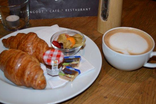 Bonn Gout : Französisches Frühstück