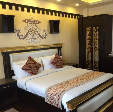 Hotel Encounter Nepal: Renovated Deluxe Room