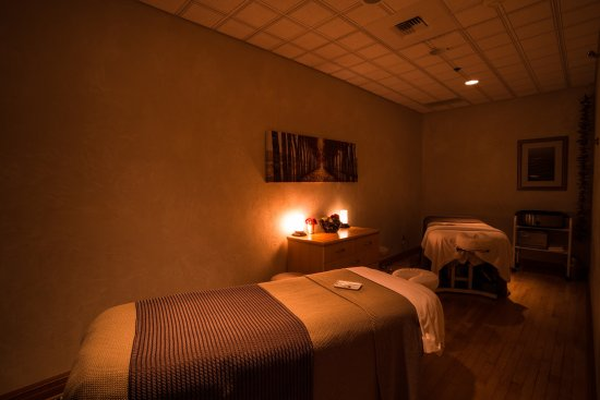 The Spa at Semiahmoo: The Spa Treatment Room
