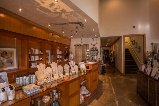The Spa at Semiahmoo: The Spa Lobby