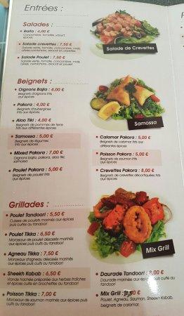 Le Blanc-Mesnil, Francja: Restaurant Baber