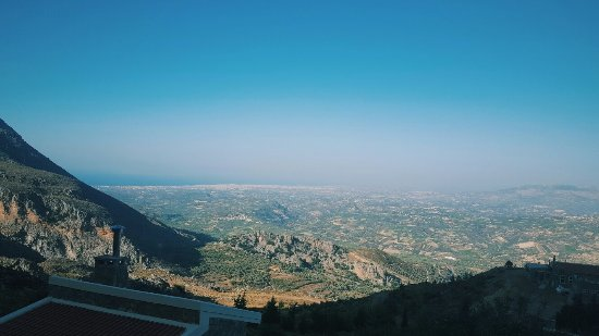 Krousonas, Grecja: Безумно шикарное место. Очень милые владельцы. Домики очень комфортные, чистые. Полностью оснаще