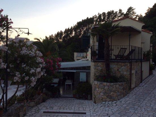 B&B Villa Amaranta: Photos prises lors de notre séjour en juin 2016.