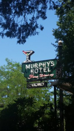 Murphys, Kaliforniya: Murphy's Hotel and Restaurant