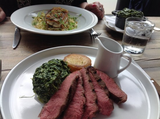 Crescent Road Restaurant: A 24 hour slow cooked steak