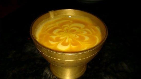 The Himalayan : Mango rice pudding