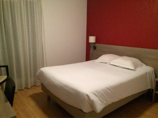 Gex, Francia: Room