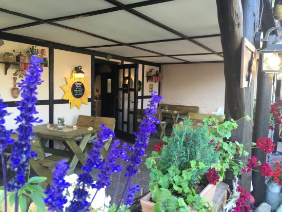 Wieck, Tyskland: Eichenstübchen