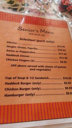 Schnitzel Haus: Authentic food and atmosphere.