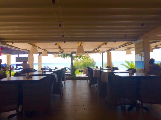 9 Muses Hotel Skala Beach Image