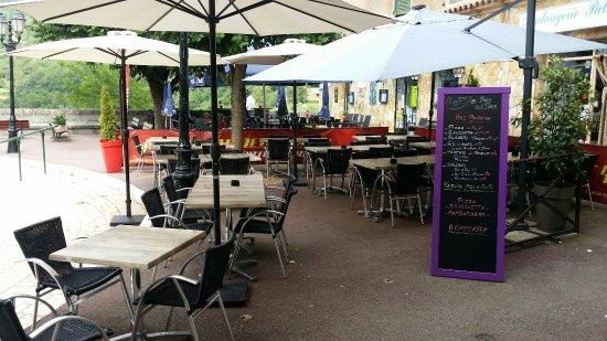 Lantosque, France: Bar de la Place