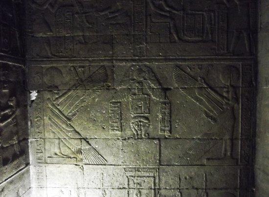 Qena, Ägypten: Temple of Hathor at Dendera Temple Complex