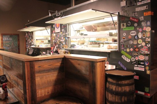 Comstock Park, Μίσιγκαν: Food Truck