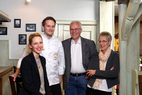 Familie Buchholz Stover Picture Of Flair Hotel Zur Eiche